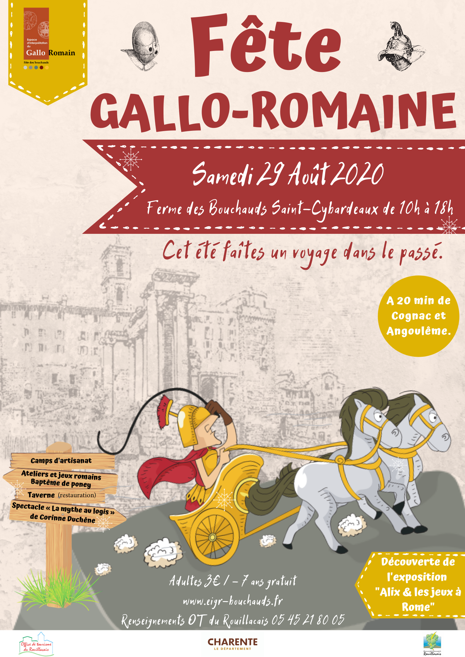 Fête gallo romaine